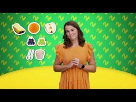 Voorbeeld van video 'Gezonde voeding met de voedingsdriehoek'