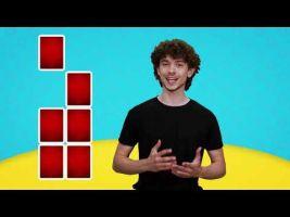 Voorbeeld van video 'De concepten groter dan, kleiner dan en gelijk aan '