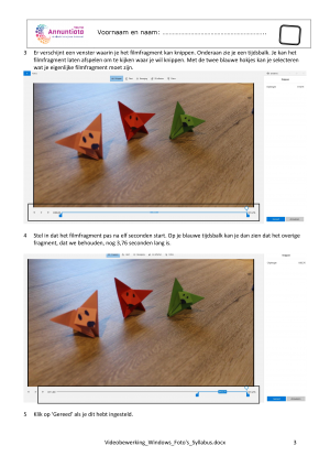 Voorbeeld uit: Videobewerking_Windows_Foto's_Syllabus.pdf
