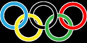 logo van de Olympische Spelen