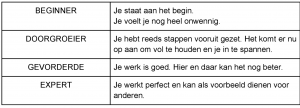 Voorbeeld uit: Zelfinschatting schoolse vaardigheden SECUNDAIR.docx