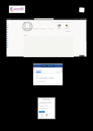Voorbeeld uit: Online bestanden delen en bewerken in OneDrive_Syllabus.docx