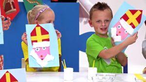 Voorbeeld van video: Knutsel een Sinterklaas