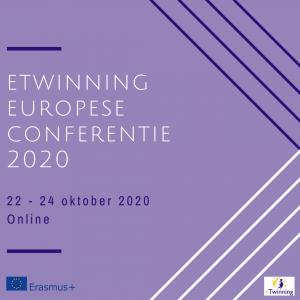 Europese eTwinning Conferentie 2020