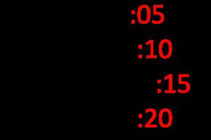 Voorbeeld uit: Hulpkaartjes klok.pdf