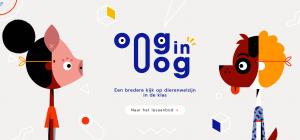 Preview startpagina Oog in oog!