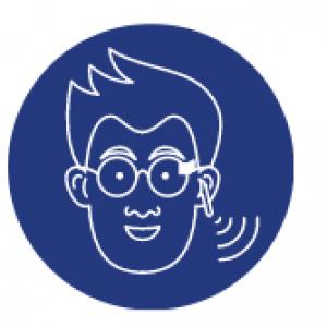 Het logo van ADDIE.