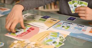 educatief kaartspel ecoCEO