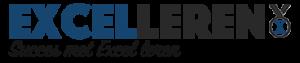 Het logo van Excel leren.