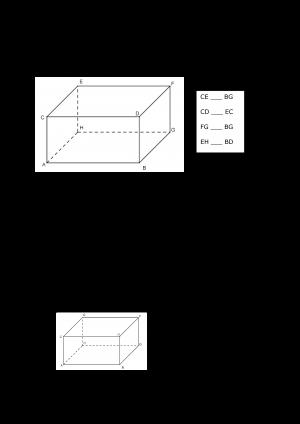 Voorbeeld uit: OEFENTOETS WISKUNDE 9.docx