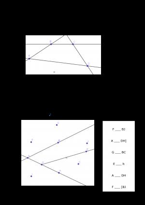 Voorbeeld uit: OEFENTOETS WISKUNDE 5.docx