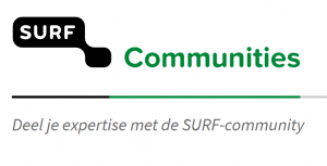 logo SURF communities