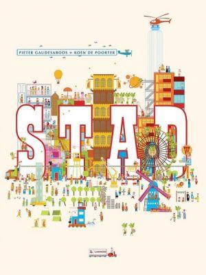 Cover van het boek Stad