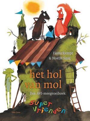 Cover van het boek Het hol van mol