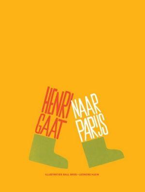Cover van het boek Henri gaat naar Parijs
