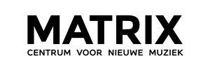 Logo MATRIX - centrum voor nieuwe muziek