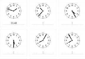 Voorbeeld uit: Toets - Klokrekenen + tijdsduur (met bronnen).pdf
