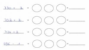 Voorbeeld uit: Cilrekenen tot 1000 ZB Zo gezegd, zo gerekend 2 WB B_20201028.pdf