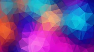 mix van kleuren