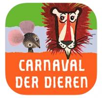 Logo Carnaval der dieren