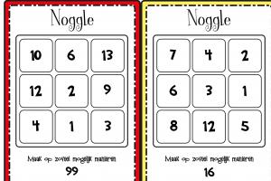 Voorbeeld uit: Noggle.pdf