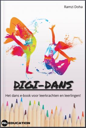 Cover van het digi-dansboek