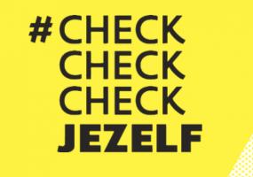 logo #checkjezelf