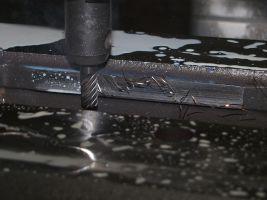 machinale freesbewerking metaal