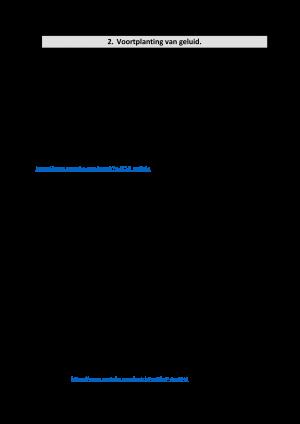 Voorbeeld uit: Thuisversie BZL GELUID 2020.docx