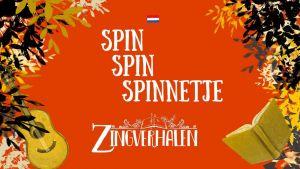 Titel Spin, spin, spinnetje