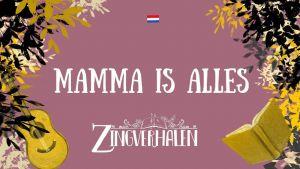 Titel Mama is alles