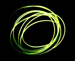 cirkels in elkaar