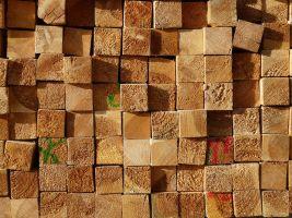 houten balkjes
