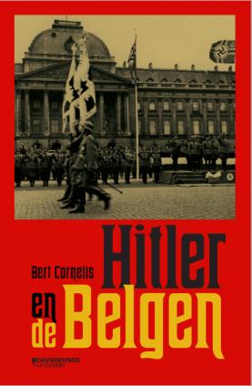 Cover boek Hitler en de Belgen