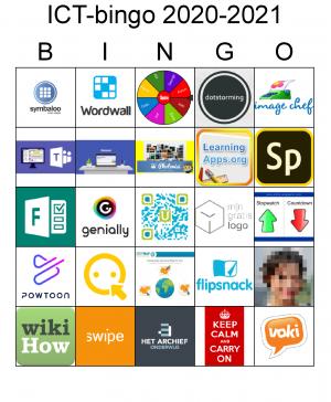 Voorbeeld uit: Bingokaarten.pdf