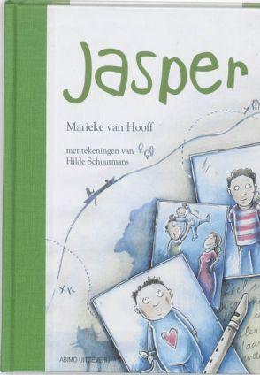 Cover van het boek Jasper
