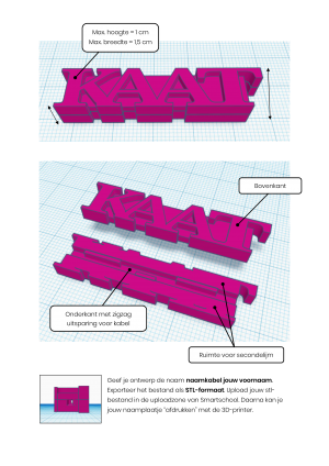 Voorbeeld uit: Naamplaatje kabel.pdf