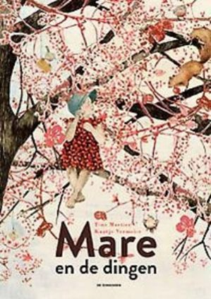 Cover van het boek Mare en de dingen