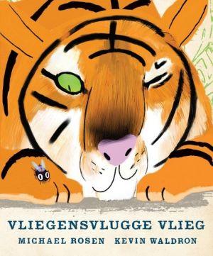 Cover van het boek Vliegensvlugge vlieg