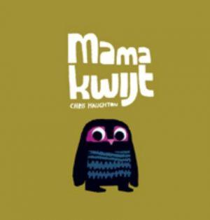 Cover van het boek Mama kwijt