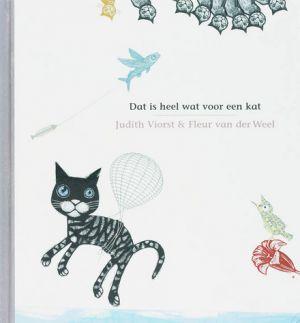 Cover van het boek Dat is heel wat voor een kat