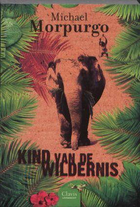Cover van het boek Kind van de wildernis