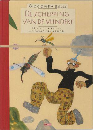 Cover van het boek De schepping van de vlinders