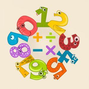 getallen en vier bewerkingen