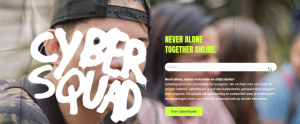 Screenshot video CyberSquad