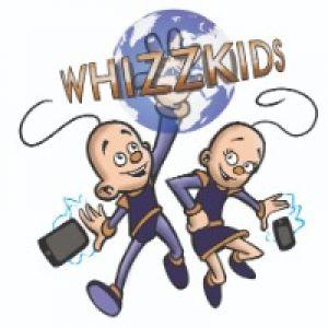 Logo Whizzkids wedstrijd