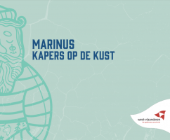 Cover Marinus, kapers op de kust!