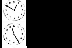 Voorbeeld uit: memory analoog en digitaal tot op 5 minuten.docx