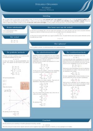 Voorbeeld uit: Samenvatting_stelsels.pdf