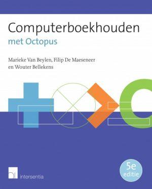 Boek Computerboekhouden